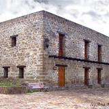 Casa de la Cultura en Mier