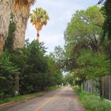 Calles y caminos de San Francisco de Conchos