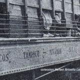 Tranvias de Madera Tampico-Miramar 1955