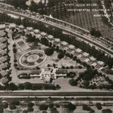 Vista aérea de los Apartamentos California