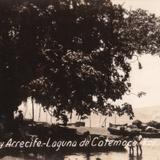 Lanchas y Arrecife. Laguna de Catemaco