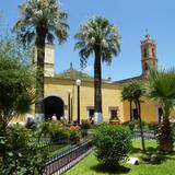 Jardín de la Antigua Presidencia Municipal