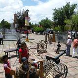 Plaza frente a Catedral