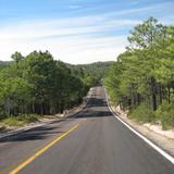 Carretera a Creel