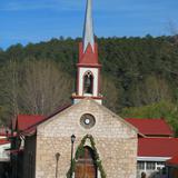 Iglesia en Creel