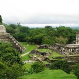 Paisaje Palenque