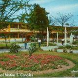 Plazita frente a la Prevo en Ave.Hgo. y Obregon