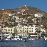 Vista panorámica de Cabo San Lucas
