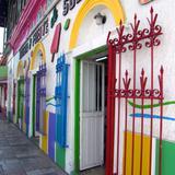 Fachadas de La Paz
