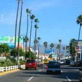 Calles de Ensenada