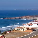 Vista panorámica de Ensenada