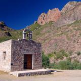 Capilla en el camino a San Javier