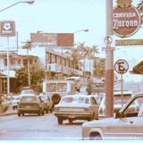 Ave.Hidalgo y Fresno en los 80