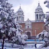 Templo del Santo Cristo de Burgos Nevado