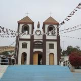 Isla de Cedros Iglesia de Nuestra señora del Carmen