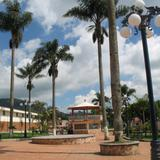 Plaza principal de Mariano Escobedo, Veracruz