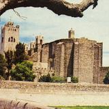 Vista posterior del Convento