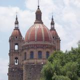 cupulas del templo de la luz