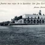 Aduana Marítima del puerto de San Blas