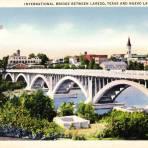 Puente internacional entre Laredo, Texas y Nuevo Laredo, Tamaulipas
