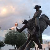 Vaquero intrépido