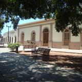 Casa Antiguas, el la plaza de la pistola
