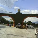 Entrada principal de Chapulhuacán