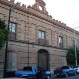 Antiguo Cuartel Militar-Hoy Secretaria de Educacion