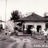Avenida Hidalgo esq. Enríquez.