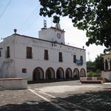 palacio municipal tlayacapan