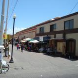 callejon Porfirio Diaz, aun costado del Mercado