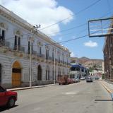 calle del centro de guaymas