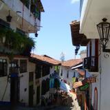 callejon en Cuetzalan Puebla