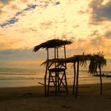 atardecer en San Blas, Nayarit