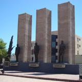 Monumento a los 3 presidentes