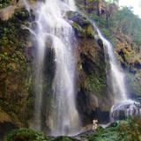 Cascada del Aguacero: CASCADA DEL AGUACERO