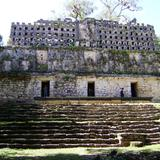 PIRAMIDE PRINCIPAL CORONADA-YAXCHILAN-MEXICO