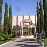 teatro Juárez y kiosco, centro histórico