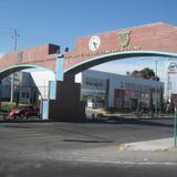 Entrada avenida Libertad Sur