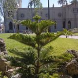 La Iglesia desde la Nueva Plaza