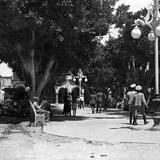 plaza de armas 1930 aprox.