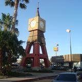Reloj- en Blvd Rodriguez
