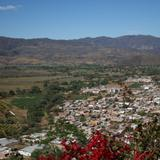 Panorama de Ixtlán