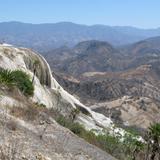 Cascadas petreas de Hierve el Agua