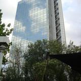 Actual torre gubernamental desde el centro civico