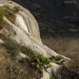 Cascada Petrificada, pero del otro lado