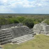 zona arqueologica de Edzna 4