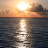 Amaneciendo en el Caribe