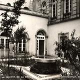 Jadín de la Quinta de la Sra. Luz C. de Villa