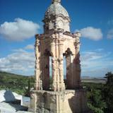 antigua torre templo de tlaxcalita...